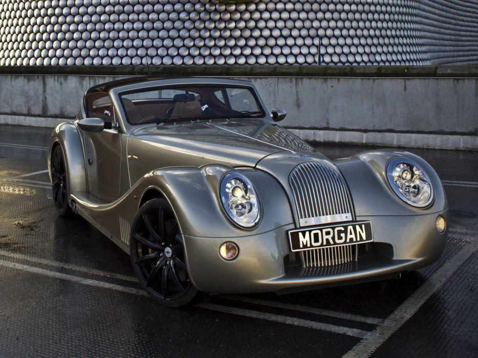 2010 Morgan Aero Super Sports supercar     f wallpaper