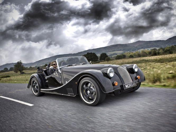 2012 Morgan Plus 8 supercar plus-8 e wallpaper