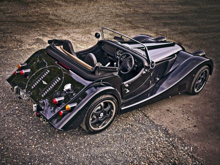 2012 Morgan Plus 8 supercar plus-8  d wallpaper