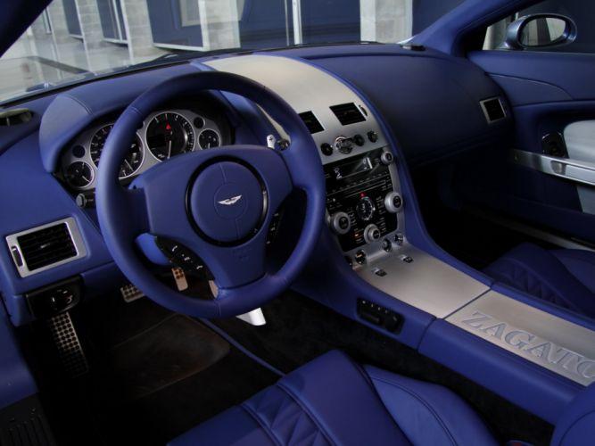 2013 Aston Martin DBS Coupe Centennial interior g wallpaper