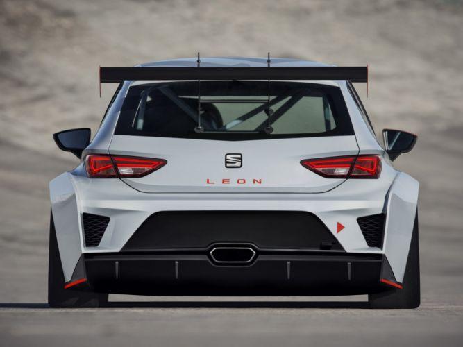 2013 Seat Leon Cup Racer race racing y wallpaper