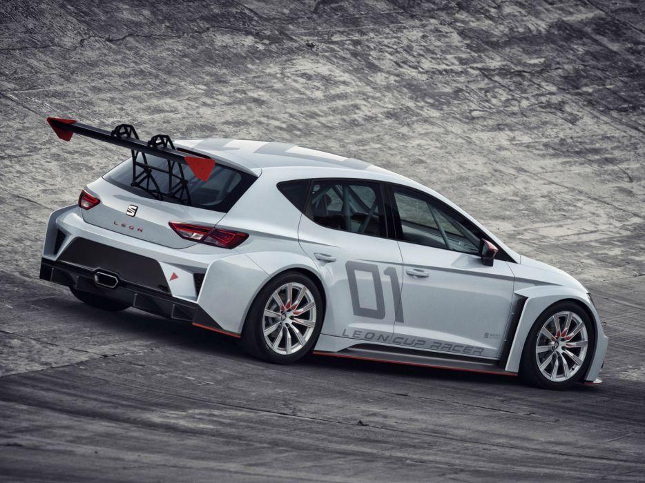 2013 Seat Leon Cup Racer race racing   g wallpaper
