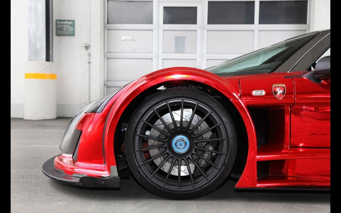 2014 2M-Designs Gumpert Apollo S IronCar supercar tuning wheel   v wallpaper
