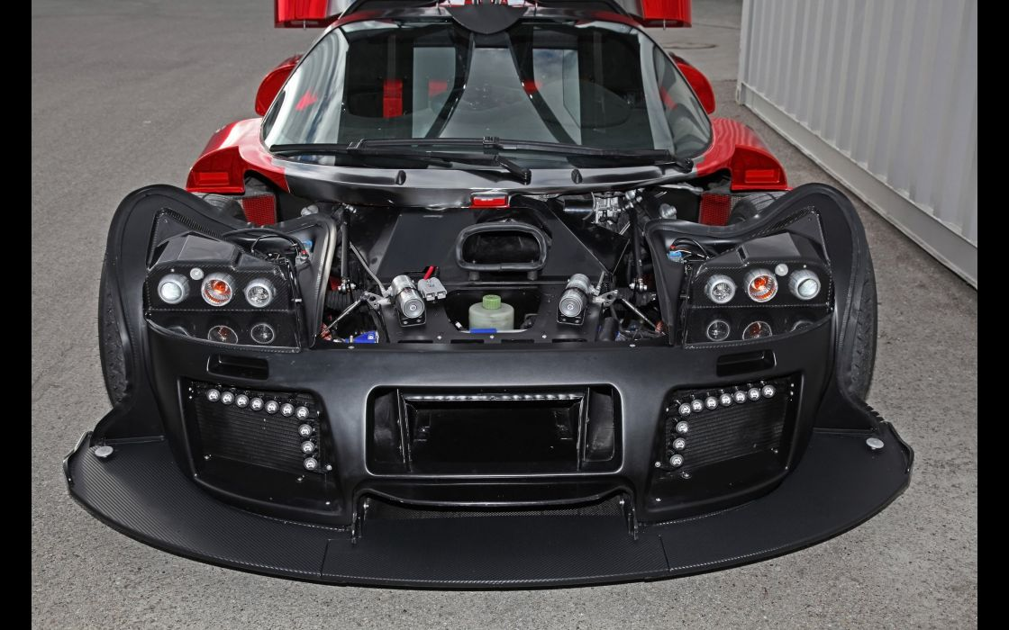 2014 2M-Designs Gumpert Apollo S IronCar supercar tuning interior d wallpaper