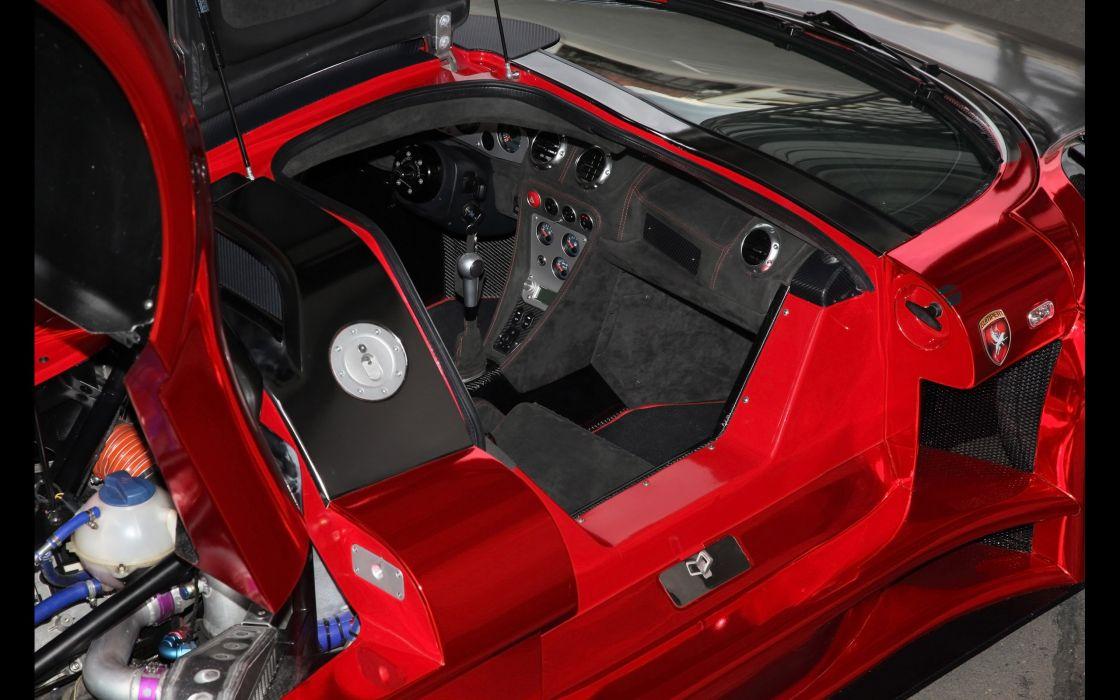 2014 2M-Designs Gumpert Apollo S IronCar supercar tuning interior  f wallpaper