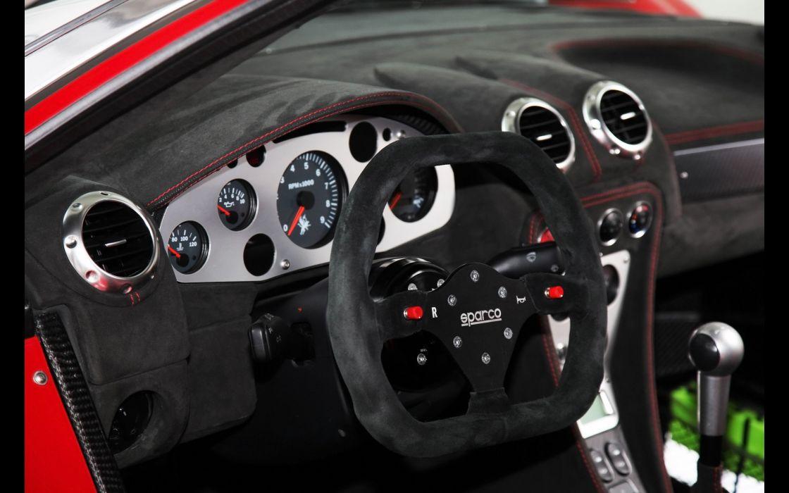 2014 2M-Designs Gumpert Apollo S IronCar supercar tuning interior    g wallpaper