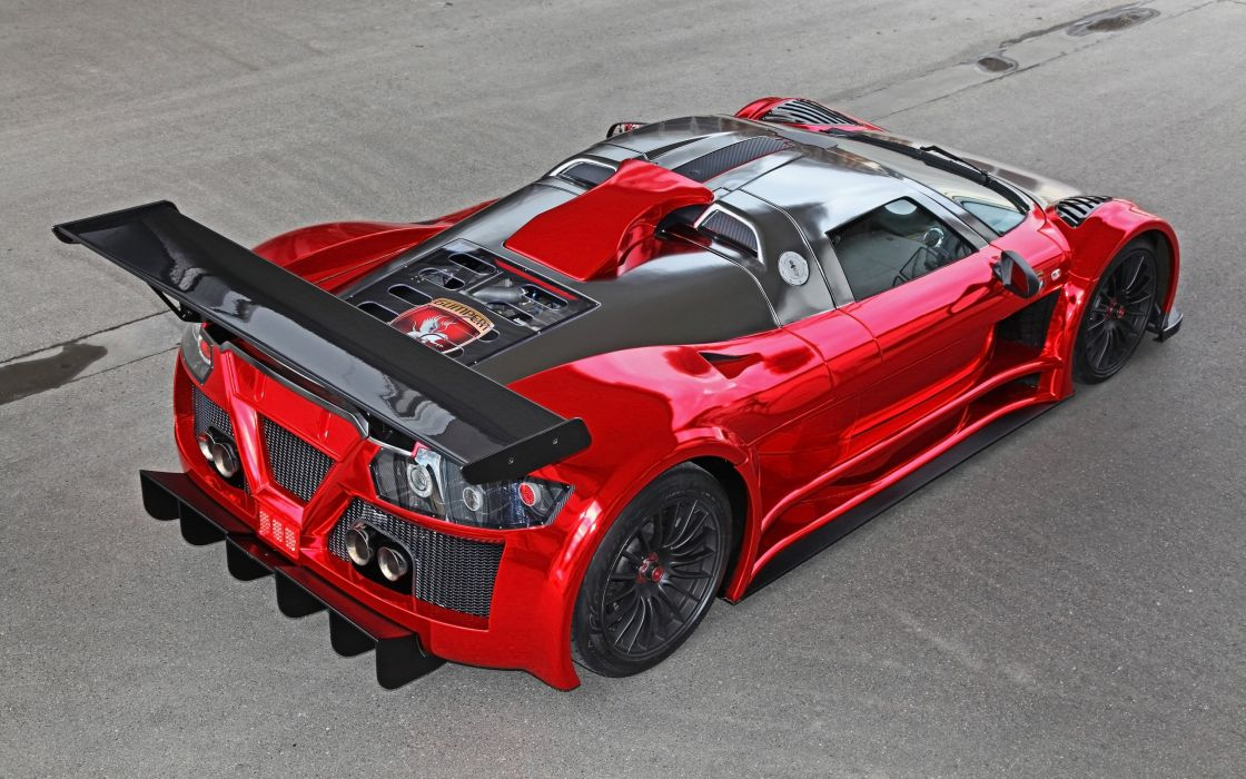 2014 2M-Designs Gumpert Apollo S IronCar supercar tuning  t wallpaper