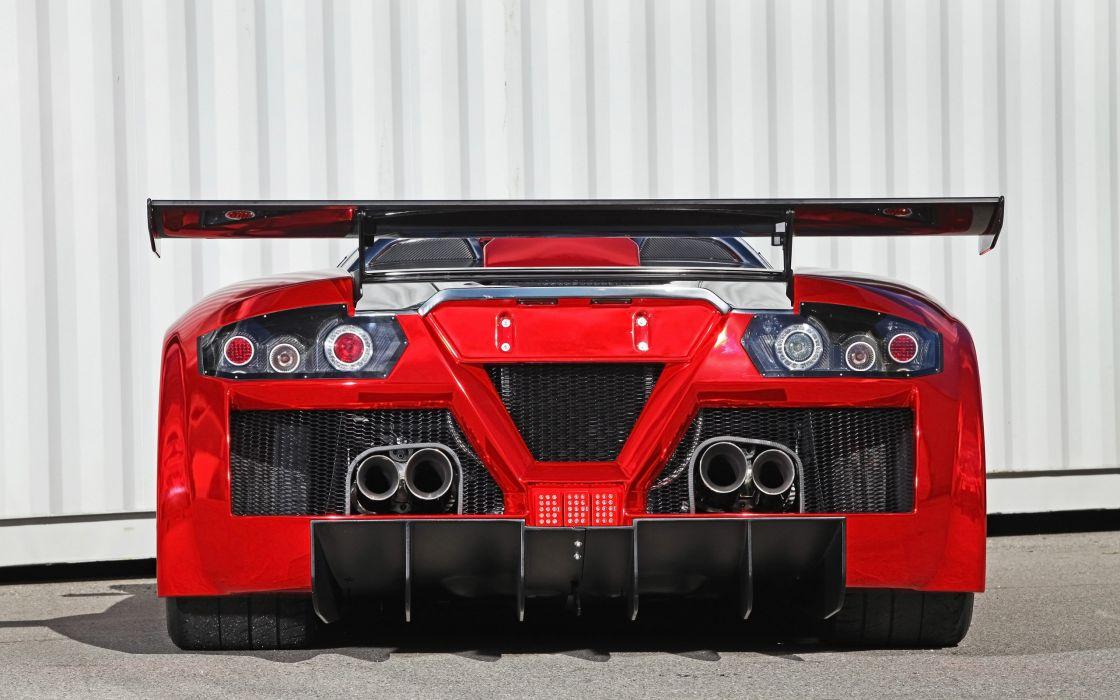 2014 2M-Designs Gumpert Apollo S IronCar supercar tuning   je wallpaper