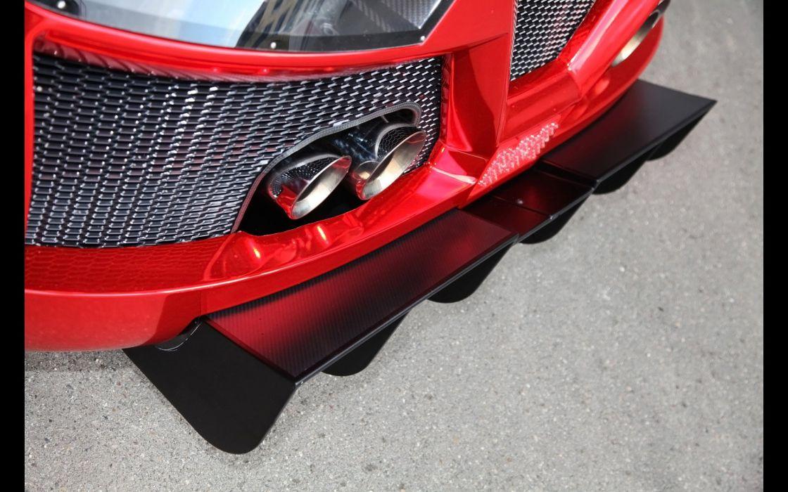 2014 2M-Designs Gumpert Apollo S IronCar supercar tuning   ge wallpaper