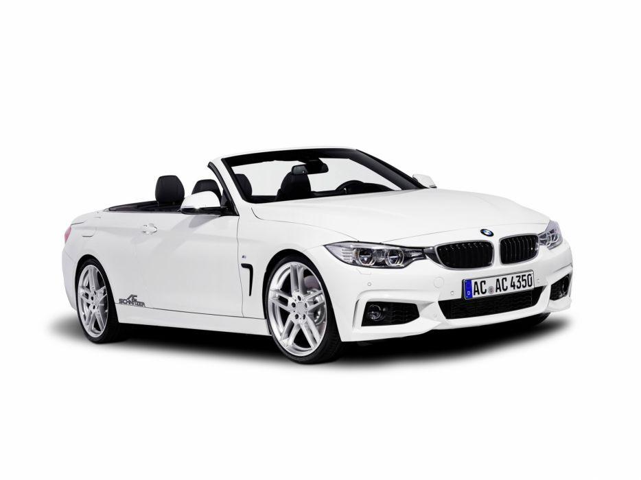 2014 AC-Schnitzer BMW 4 Series Cabrio (F33) tuning convertible      g wallpaper