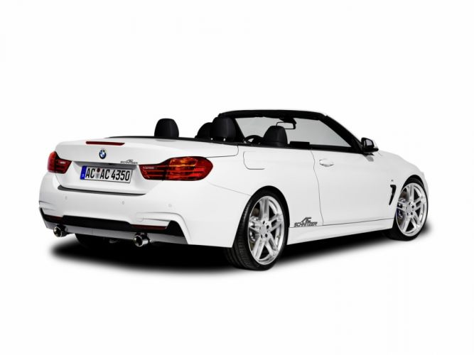 2014 AC-Schnitzer BMW 4 Series Cabrio (F33) tuning convertible h wallpaper