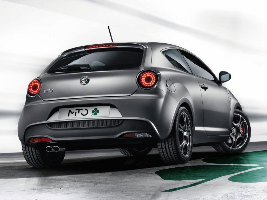 2014 Alfa Romeo MiTo Quadrifoglio Verde (955) z wallpaper