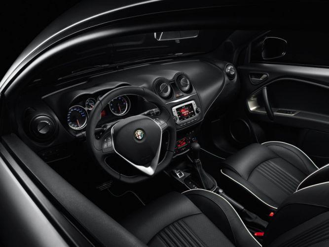 2014 Alfa Romeo MiTo Quadrifoglio Verde (955) interior fc wallpaper