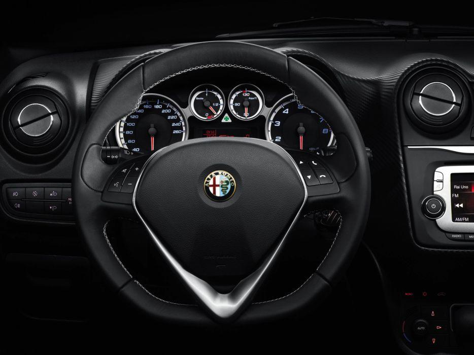 2014 Alfa Romeo MiTo Quadrifoglio Verde (955) interior     f wallpaper