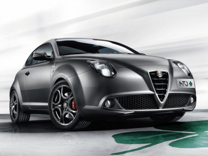 2014 Alfa Romeo MiTo Quadrifoglio Verde (955) c wallpaper