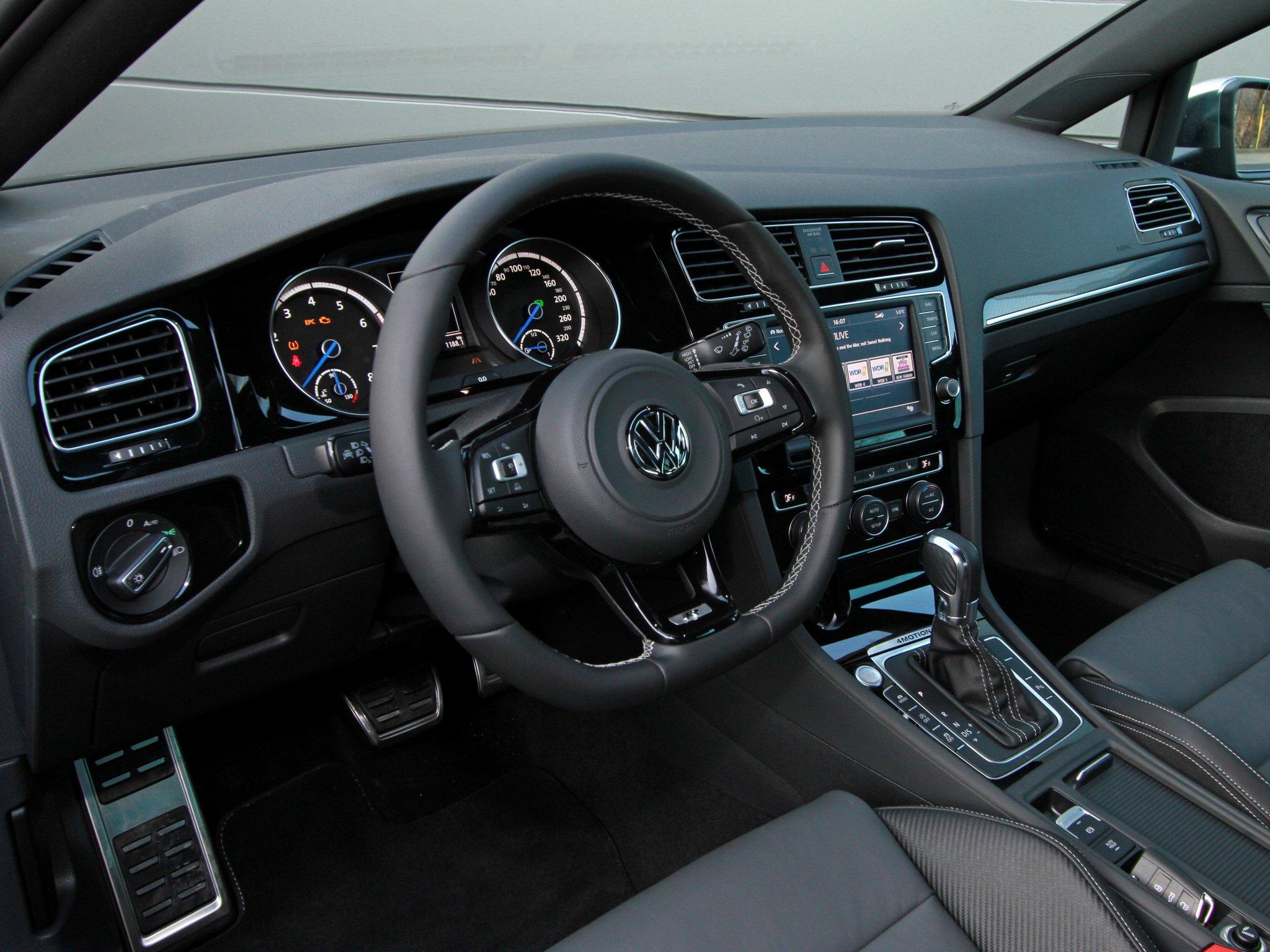 2014 bb automobiltechnik volkswagon golf r tuning interior for Auto interieur tuning