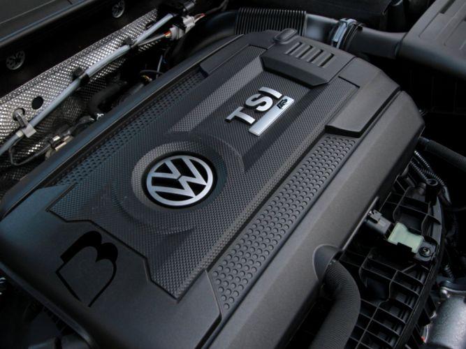 2014 BB-Automobiltechnik Volkswagon Golf R tuning engine f wallpaper