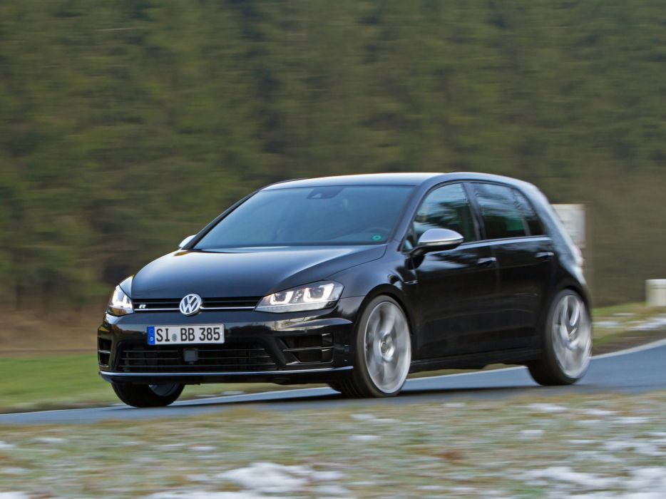 2014 BB-Automobiltechnik Volkswagon Golf R tuning   g wallpaper