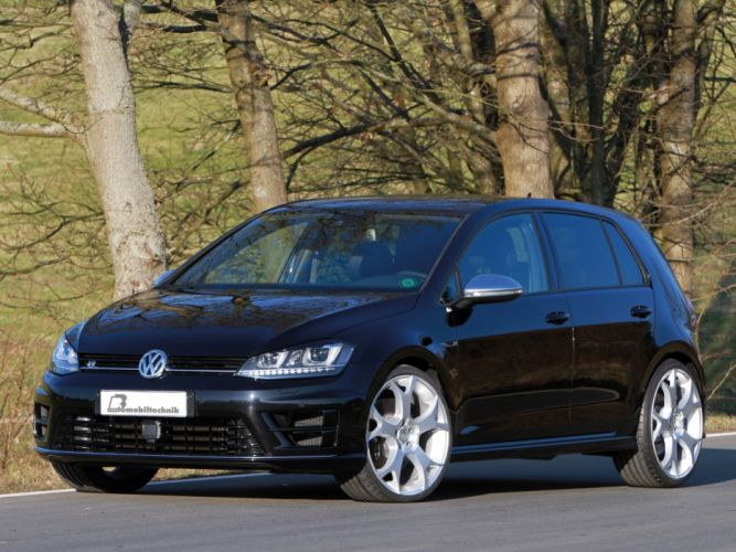 2014 BB-Automobiltechnik Volkswagon Golf R tuning f wallpaper