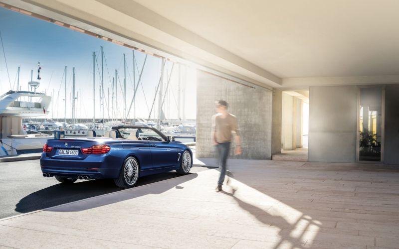 2014 BMW Alpina B-4 Bi-Turbo Coupe g wallpaper