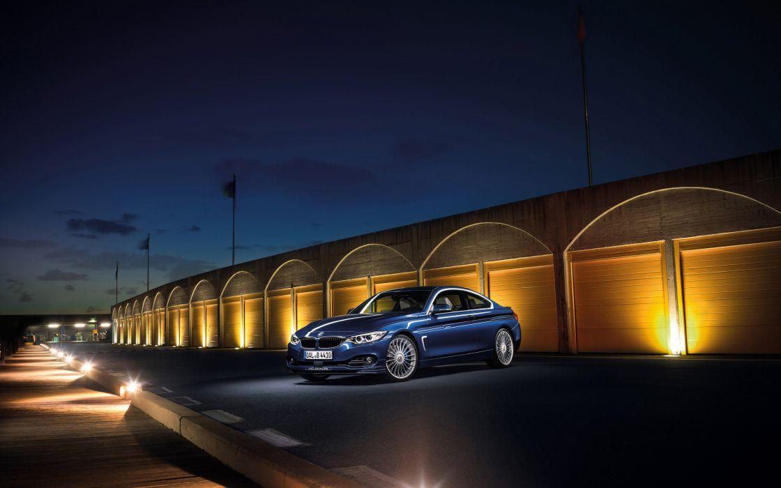 2014 BMW Alpina B-4 Bi-Turbo Coupe   f wallpaper