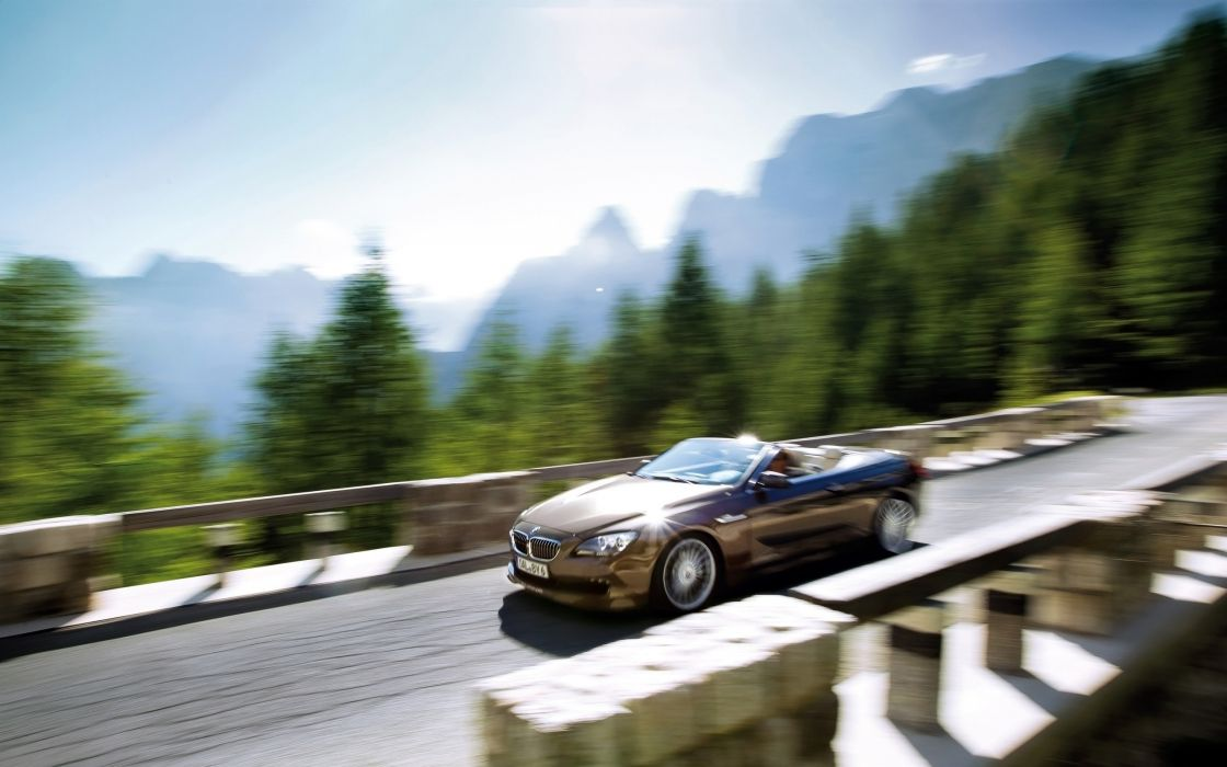 2014 BMW Alpina B6 Bi-Turbo Gran Coupe d wallpaper