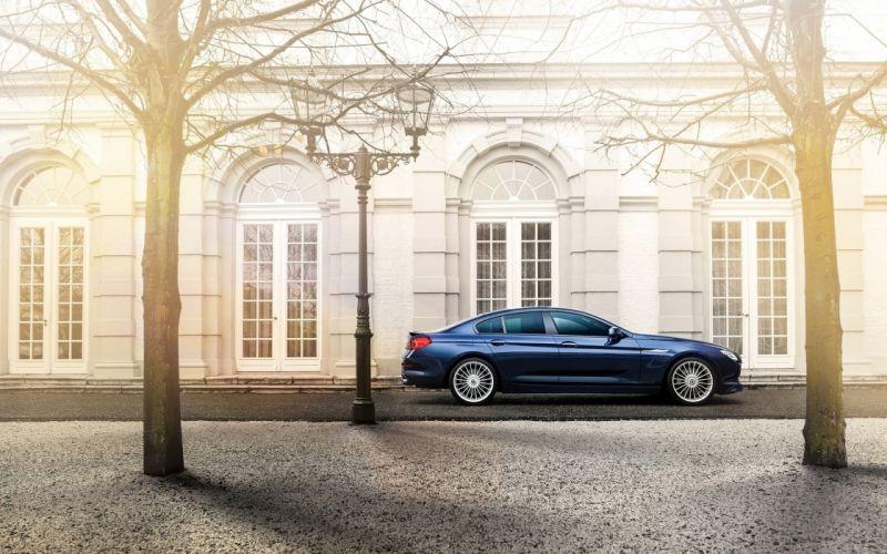 2014 BMW Alpina B6 Bi-Turbo Gran Coupe f wallpaper