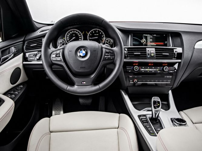 2014 BMW X-4 xDrive35i M Sports Package F26 awd interior g wallpaper