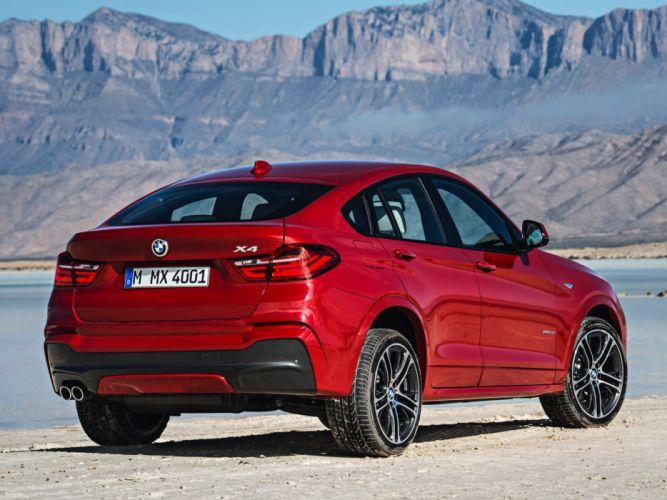 2014 BMW X-4 xDrive35i M Sports Package F26 awd g wallpaper