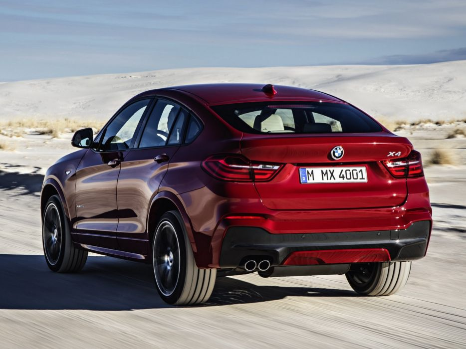2014 BMW X-4 xDrive35i M Sports Package F26 awd   hd wallpaper