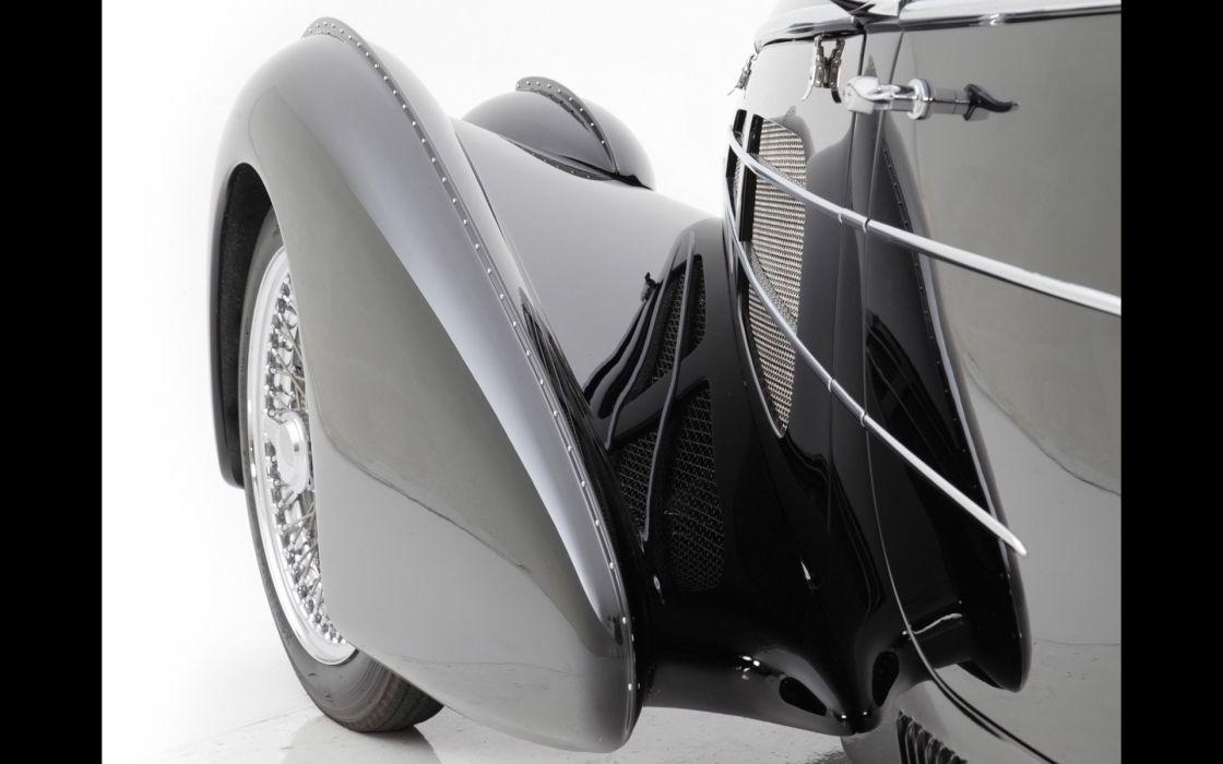 2014 Delahaye USA Pacific supercar luxury wheel   n wallpaper
