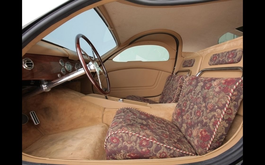 2014 Delahaye USA Pacific supercar luxury interior     g wallpaper