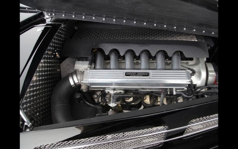 2014 Delahaye USA Pacific supercar luxury engine f wallpaper