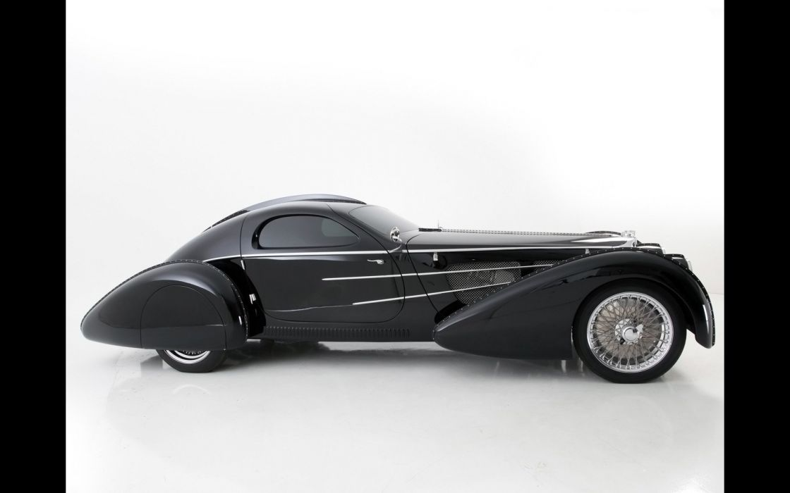 2014 Delahaye USA Pacific supercar luxury  f wallpaper