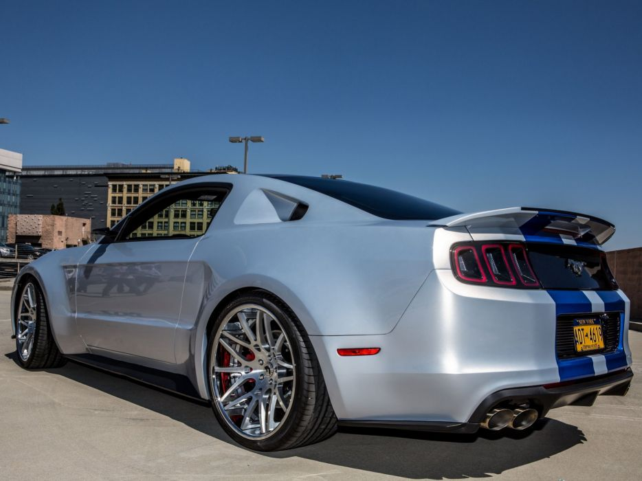 2014 Ford Mustang G-T Need For Speed movoe film supercar muscle hot rod rods tuning   h wallpaper