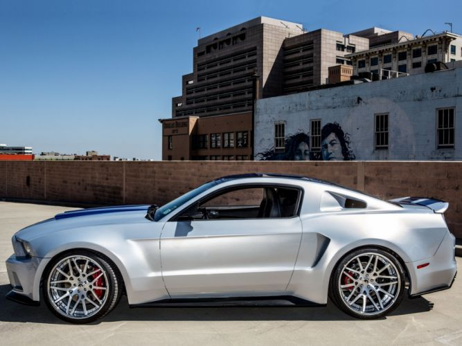 2014 Ford Mustang G-T Need For Speed movoe film supercar muscle hot rod rods tuning gh wallpaper