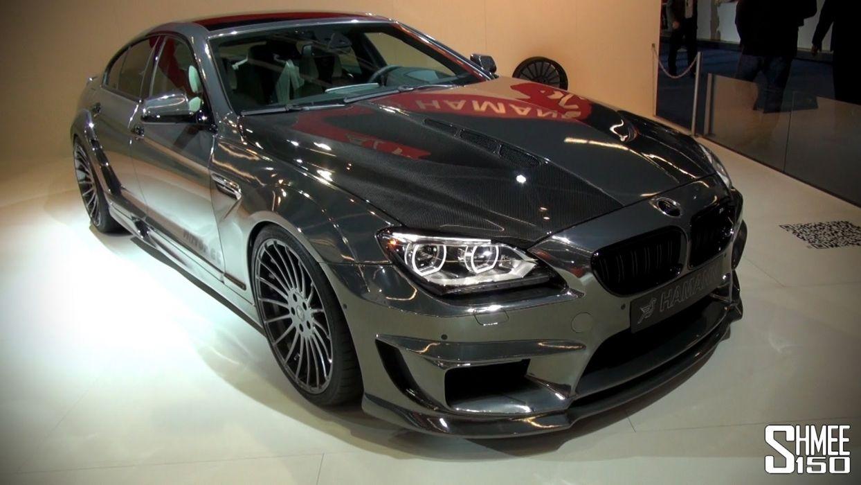 2014 Hamann BMW M-6 MIRR6R tuning   y wallpaper