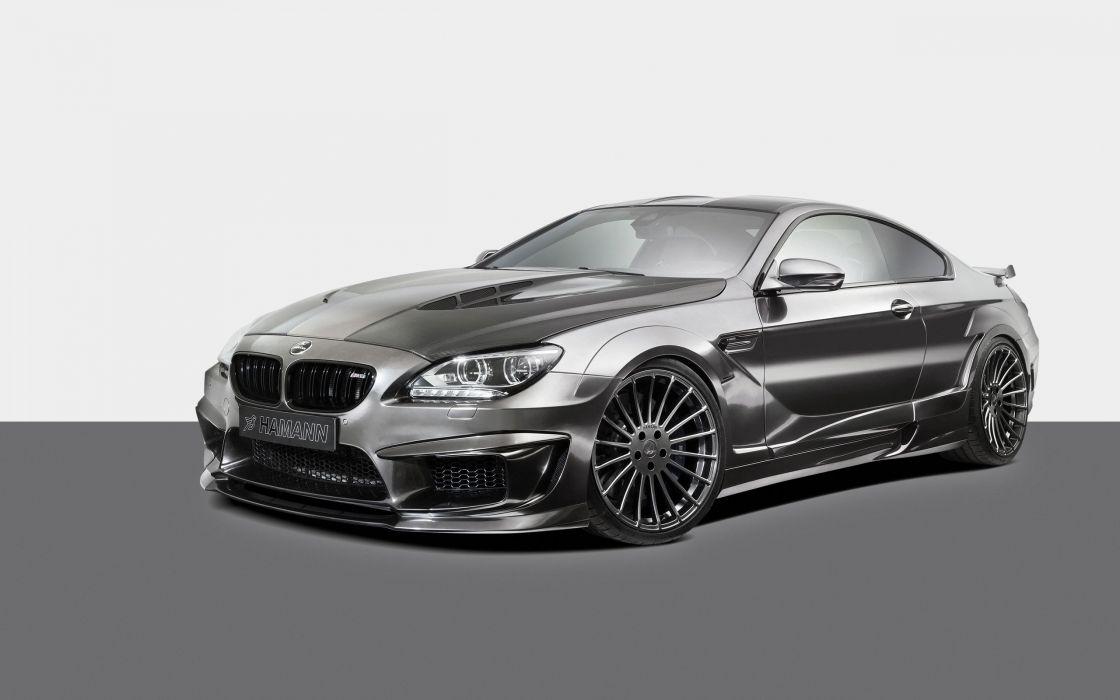 2014 Hamann BMW M-6 MIRR6R tuning   gf wallpaper