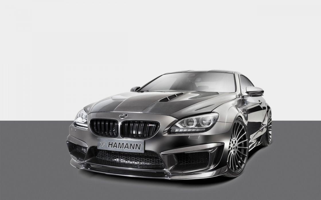 2014 Hamann BMW M-6 MIRR6R tuning   ge wallpaper