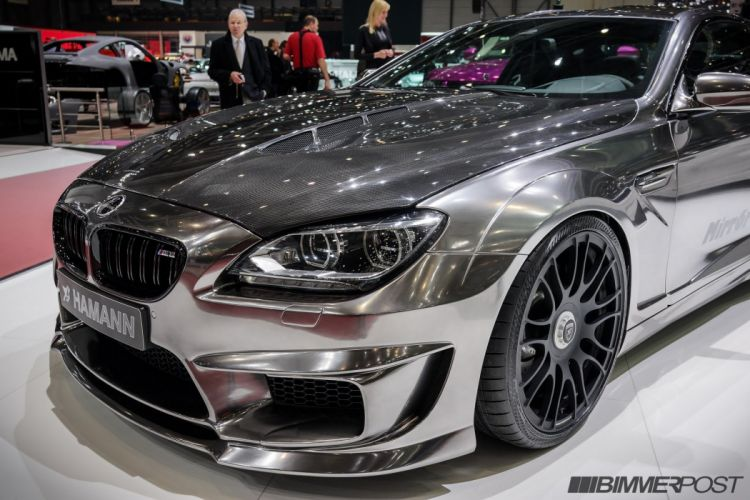 2014 Hamann BMW M-6 MIRR6R tuning 5 wallpaper