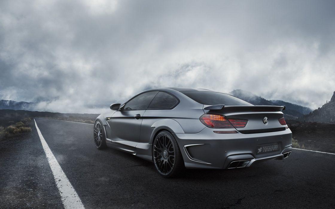 2014 Hamann BMW M-6 MIRR6R tuning      h wallpaper