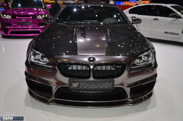 2014 Hamann BMW M-6 MIRR6R tuning j wallpaper