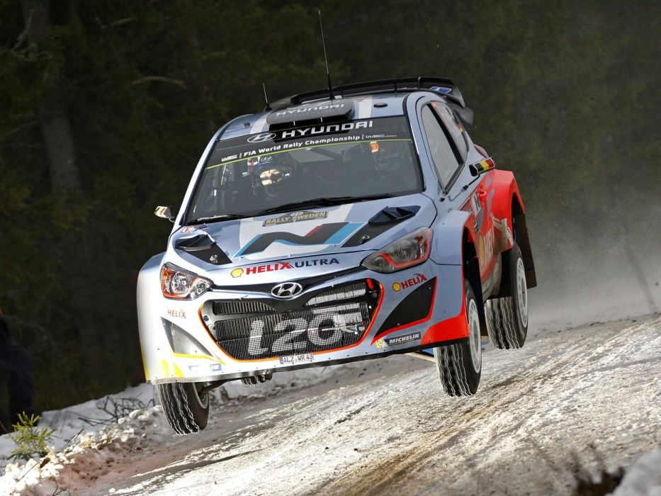 2014 Hyundai i20 WRC race racing  r wallpaper