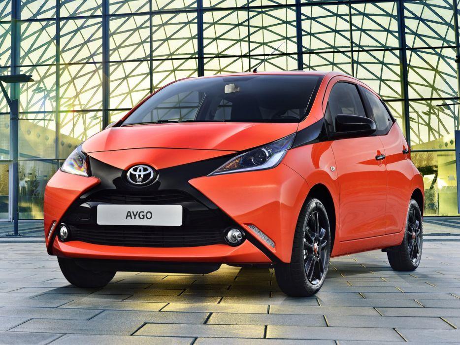2014 Toyota Aygo 5-door t wallpaper