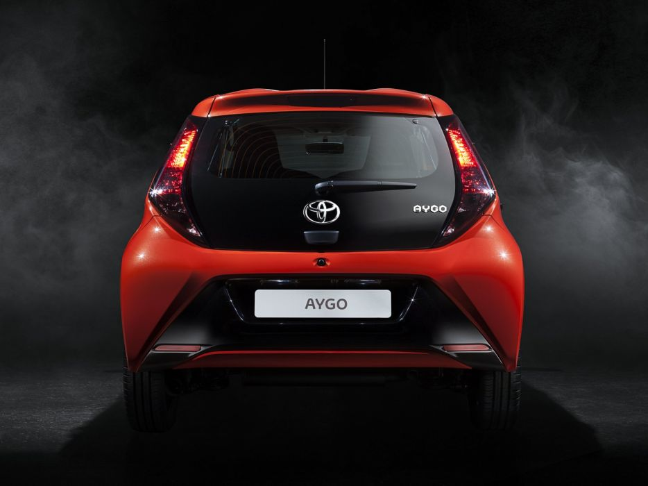 2014 Toyota Aygo 5-door 3 wallpaper