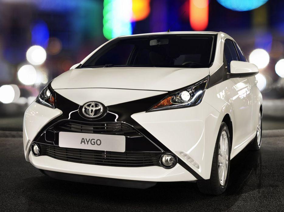 2014 Toyota Aygo 5-door  h wallpaper