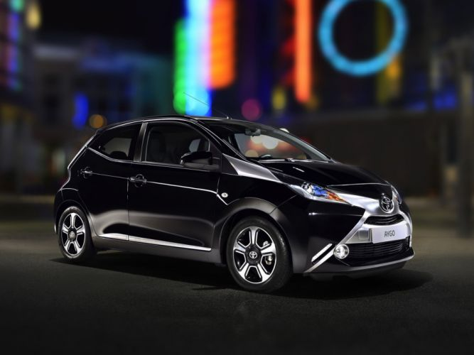 2014 Toyota Aygo 5-door gd wallpaper