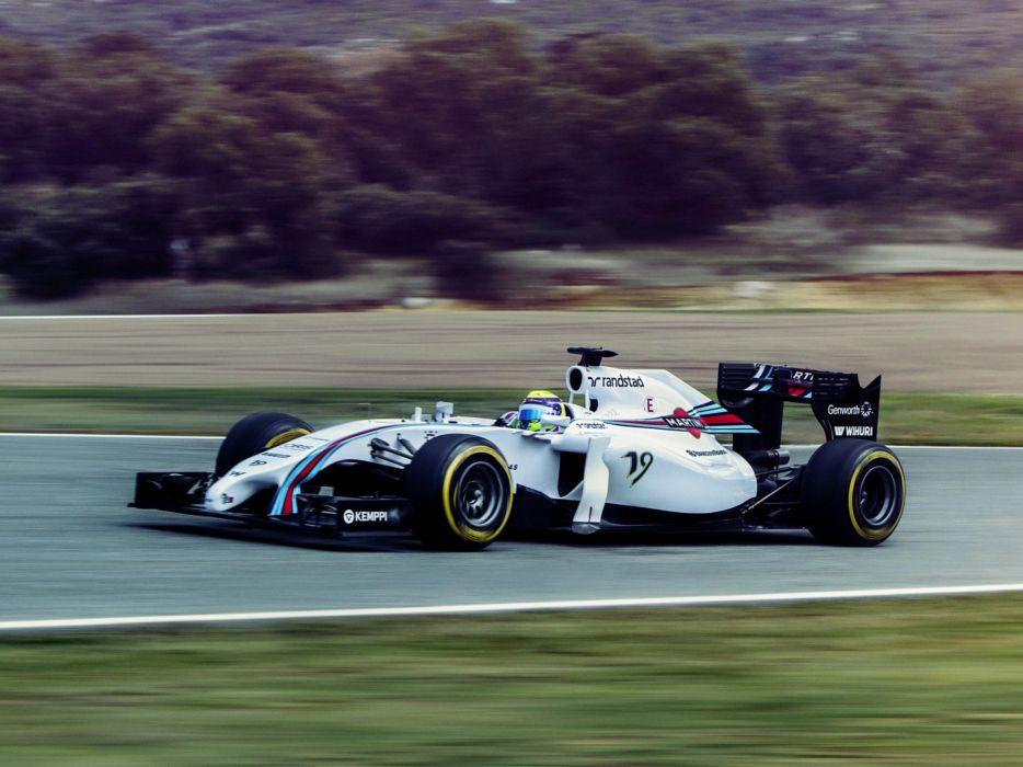 2014 Williams FW36 formula f-1 race racing  j wallpaper