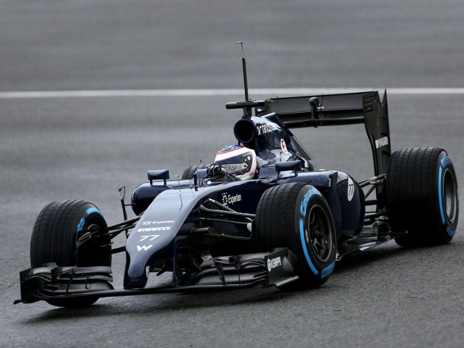 2014 Williams FW36 formula f-1 race racing  h wallpaper