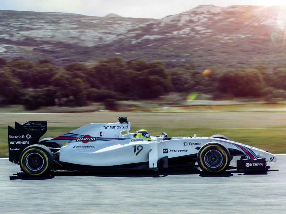2014 Williams FW36 formula f-1 race racing   l wallpaper